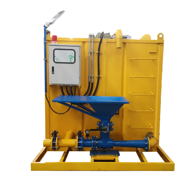 Hot selling good quality solid control system mud Jet mixer unit