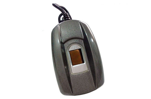 HF6000 Affordable USB Fingerprint Reader Biometric Device For PC