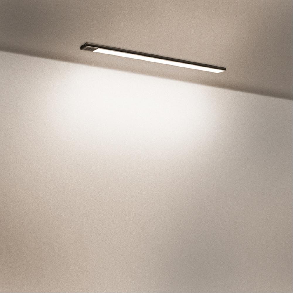 Under Cabinet Closet Light Wireless Rechargeable Cabinet Lights Magnetic Under Counter LED Motion Sensor Night Light
