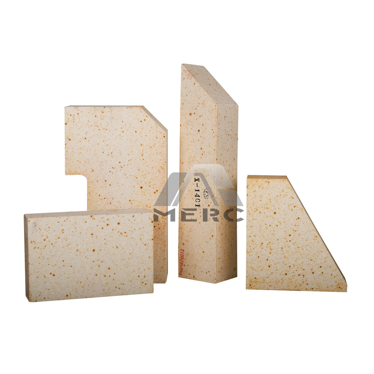 Super Duty Silica Brick for Crown and Superstructure of Glass Melting Furnace