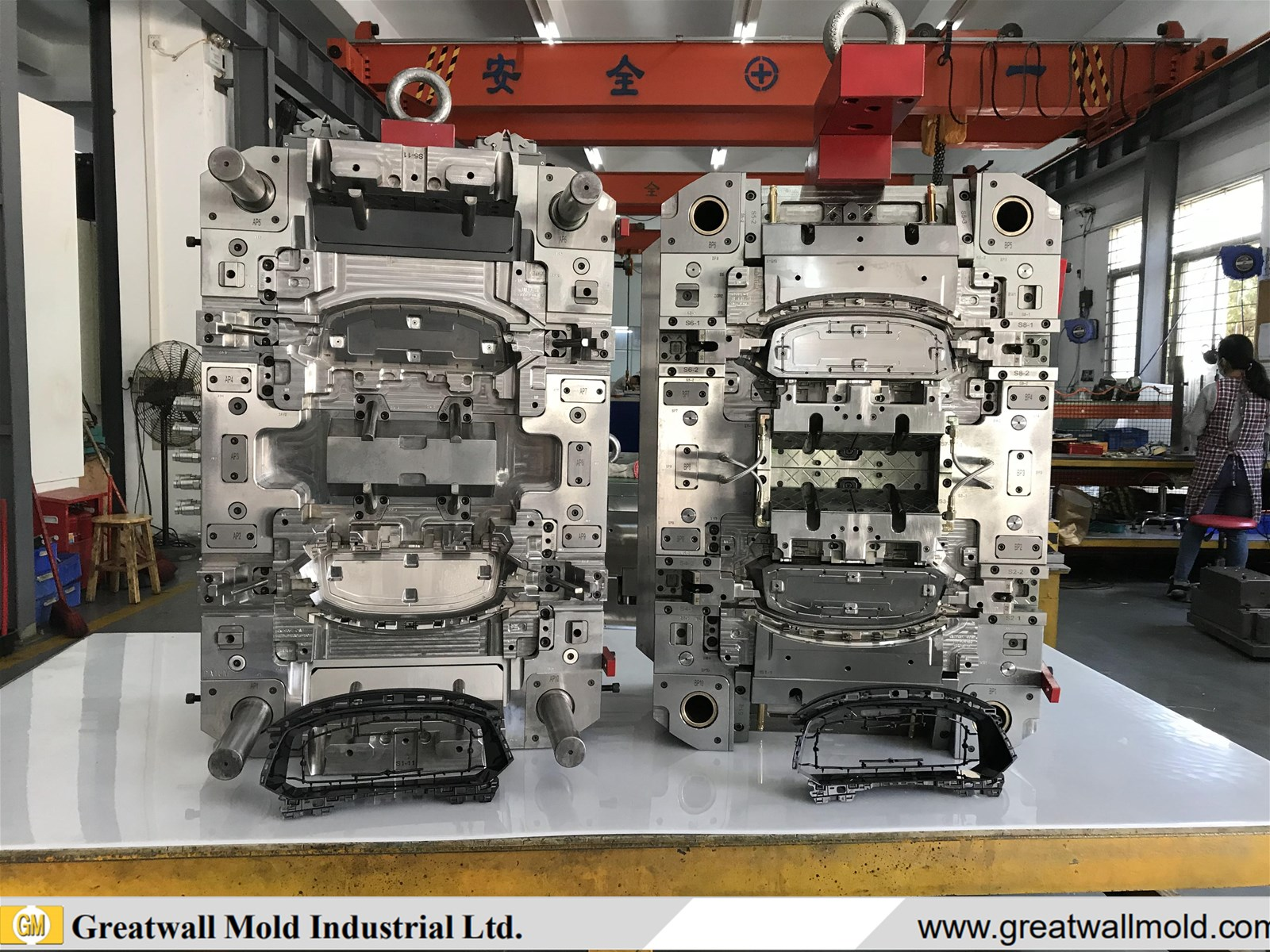 Injection Mold for Plastic parts