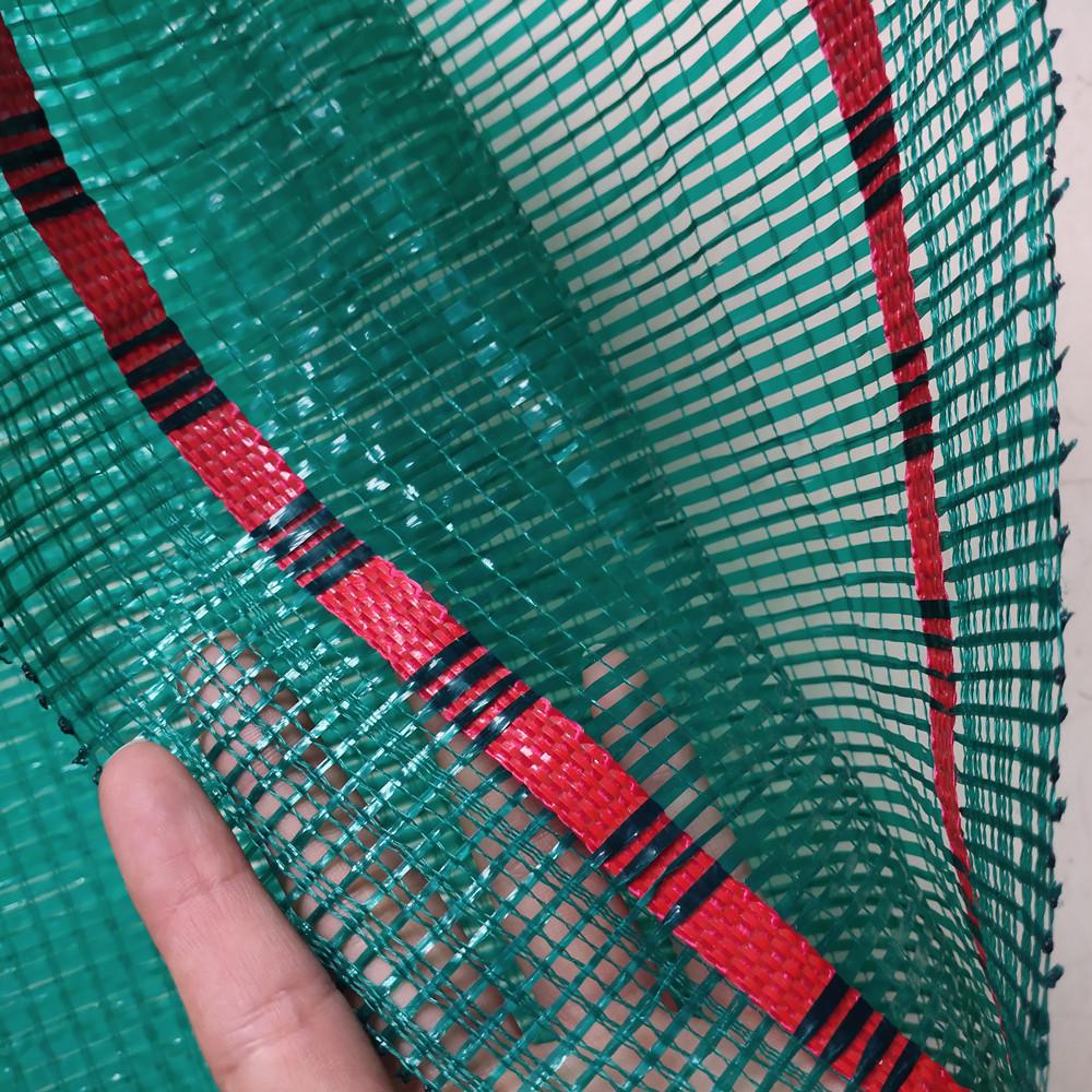 low price leno Tubular vegetables mesh bag from china