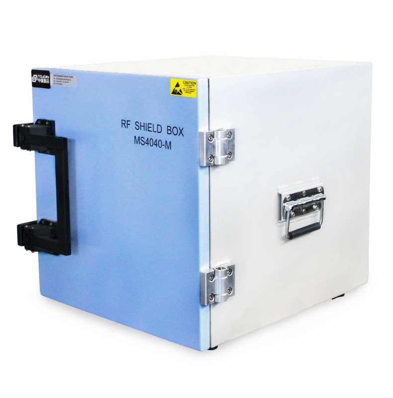 Precision UWB EMI Wifi 5g GSM mobile Phone Testing Instrument Manual RF Shield Box