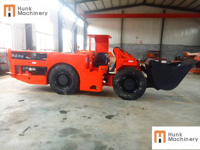 underground diesel loader LHD scooptram 075 m3 1 yd3