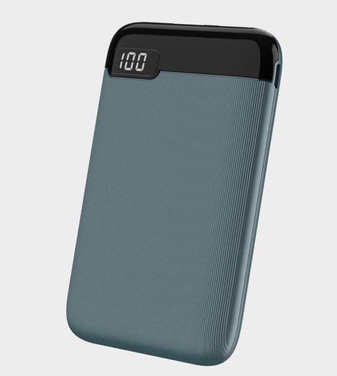 PD225W Fast Charging Power Bank 10000mAh with Digital Display