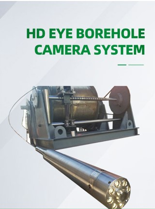 HD EYE Borehole Camera System for Well Testing