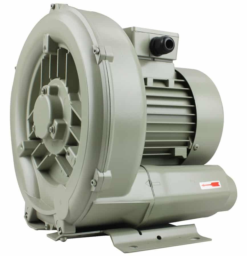 Model EHS339 Power 11kw 13kw 15kw High Pressure Blower