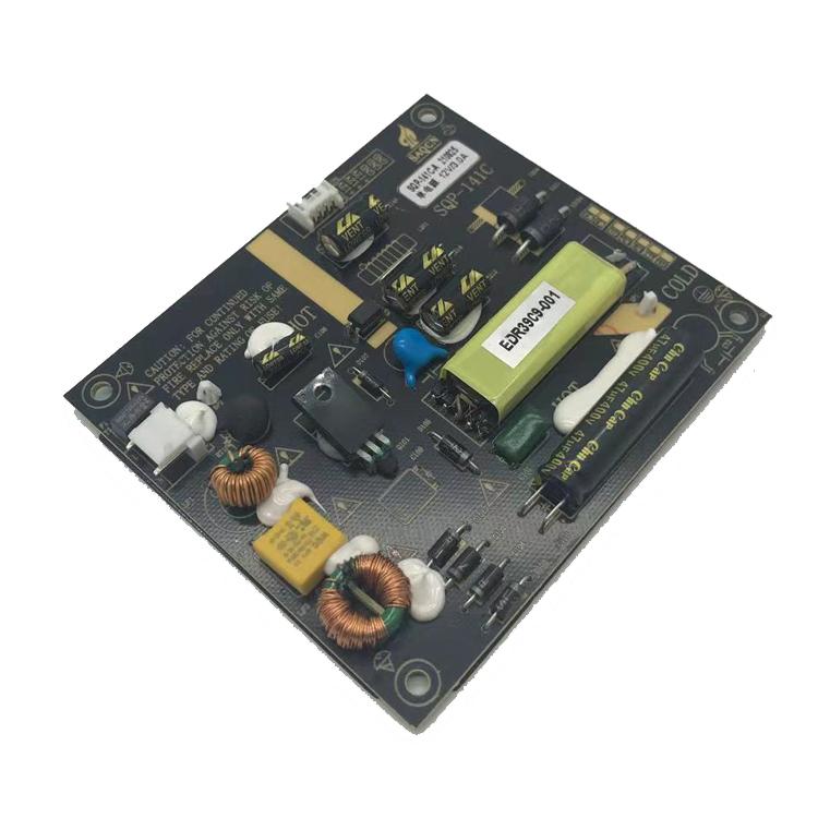 36w 12v3a SMPS 1w1000w Odm OEM Customized Open Frame Power Supply 5V 12V 24V single dual quad output PCBA power board
