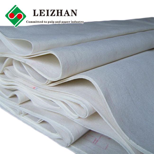 Paper Making Felt Paper Machine Clothing for Felt