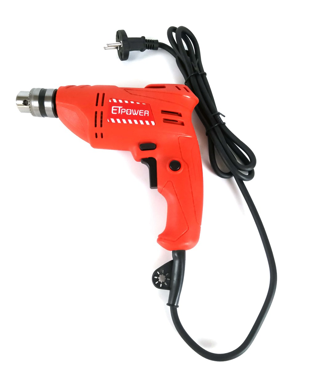 10mm 450W Power Corded Electric Drill Driver Machine Variable Speed Metal Chuck