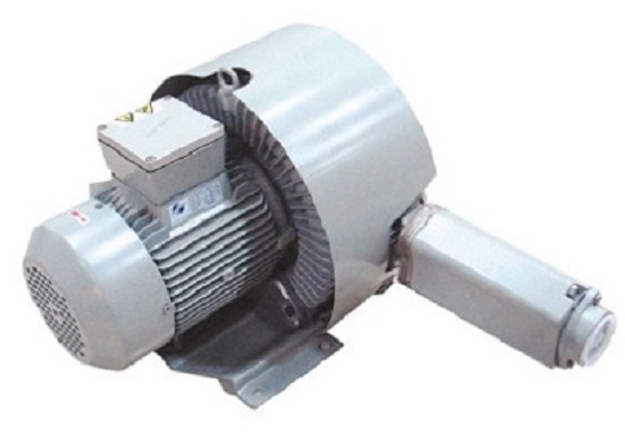 Double Stage Series Connection High Pressure Blower