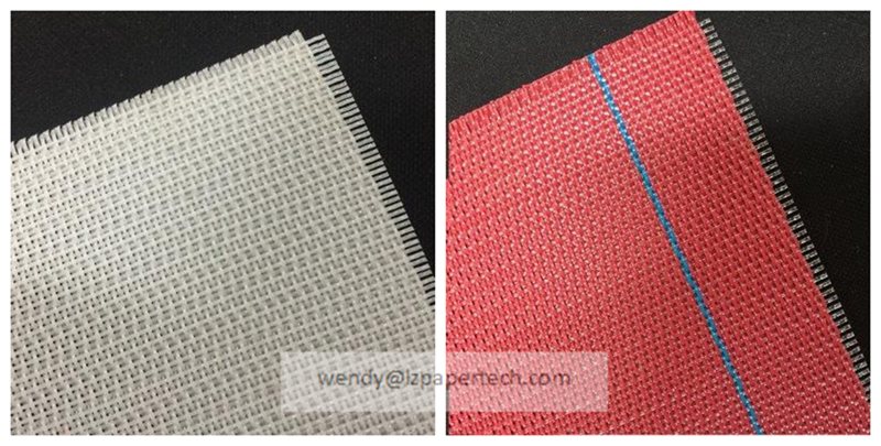 Double Warps Flat Filament Dryer Fabrics for Paper Making Machine
