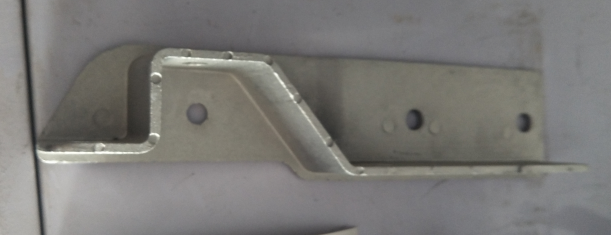 Left front combination lamp fixing bracket