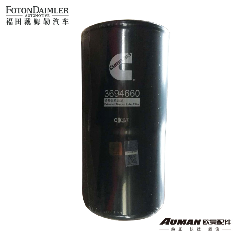 Oil filter element (100000 km)