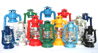 China wuhu hurricane lantern factory