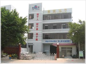 GUANGZHOU CITY MIN DONG ELECTRONIC CO., LTD