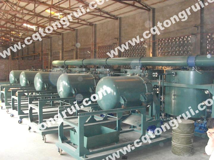 Chongqing TR Oil Purifier MFG Co., Ltd.