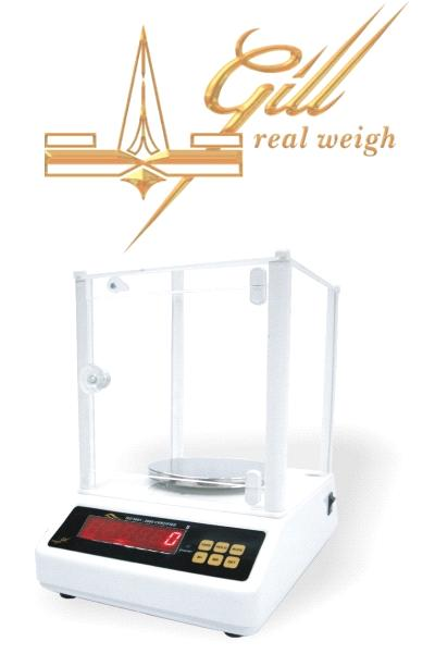 Poonawala Electro Weigh  GILL Weighing Scales