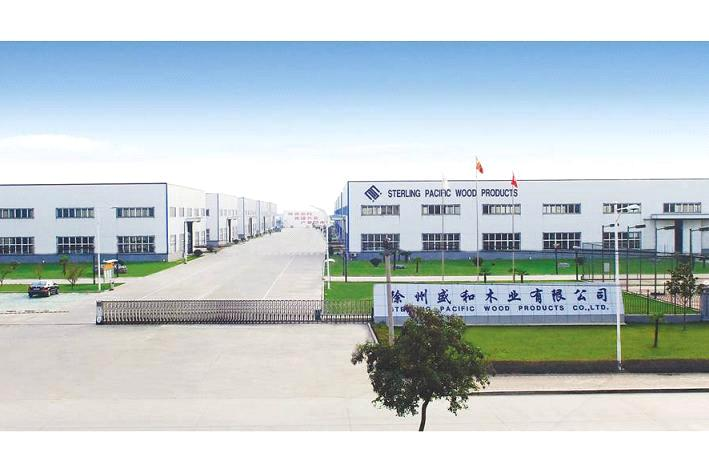 Xuzhou Shenghe Wood Co., Ltd.(Sterling Pacific)