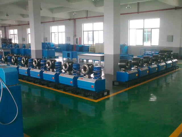 Shanghai Yitong Hydraulic Machinery Co., Ltd.