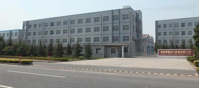 Changzhou Wuidoo Power Machinery Co., Ltd.