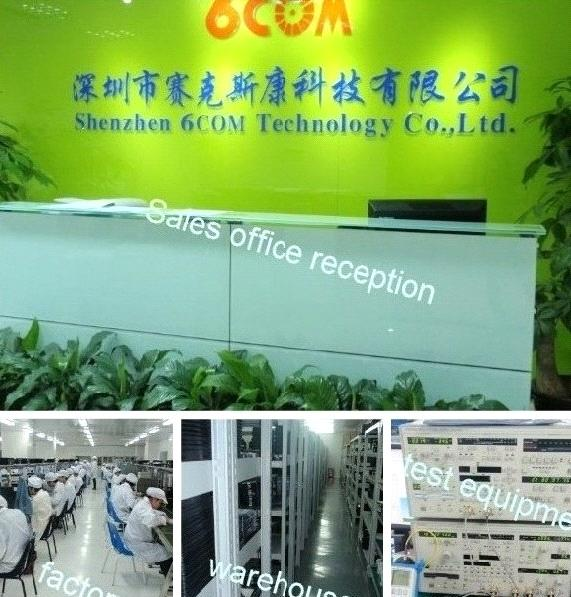 Shenzhen 6COM Technology Co., Ltd.