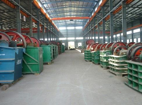 Guangzhou Yonran Mining Machinery Co., Ltd.