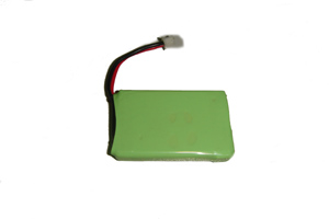 Rechargeable battery for GBM