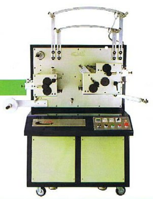 3-color Flexographic Label Printing Machine