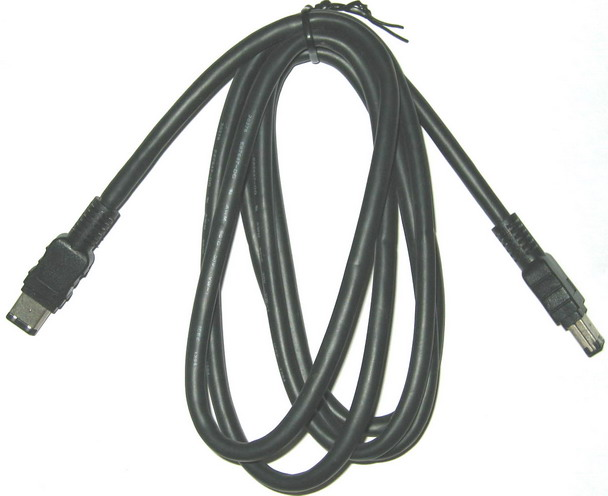 IEEE 1394 6P TO 6P FIREWIRE CABLE