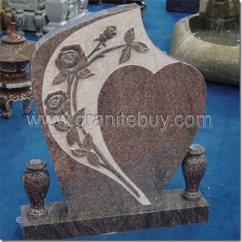granite tombstone/monuments