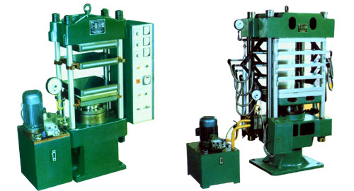 Plate Vulcanizer Products (Column)