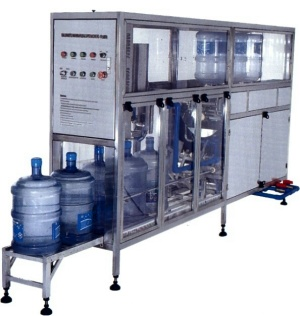 5 gallons bottle filling machine