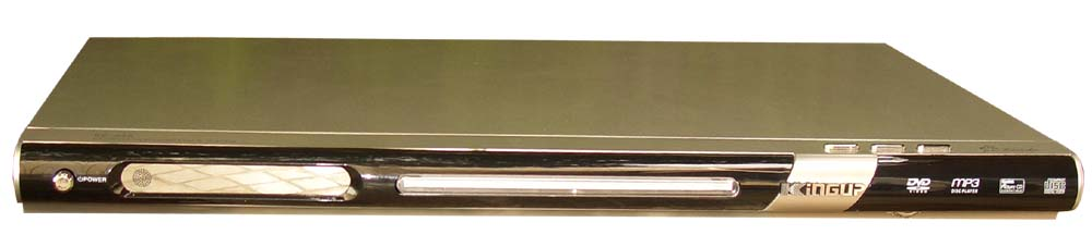 DVD Player with Card Reader and USB