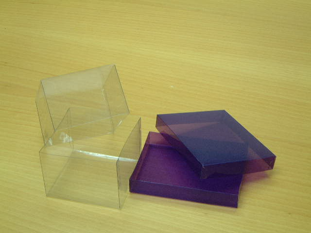 Packaging 2-Pc Telescope Box