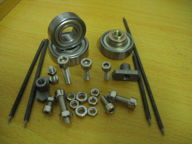nut,bolt and screw