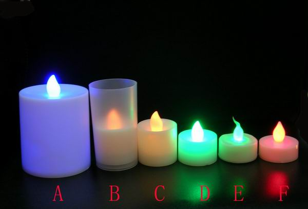 LED Candle Light & torch light(ROHS)