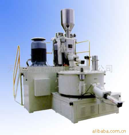SRZ-Z Series Heating/Cooling Mixer