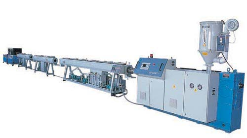 PPR/PE Extrusion Machine