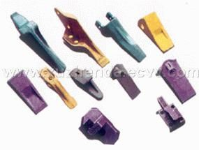 Various bulldozer fittings castings