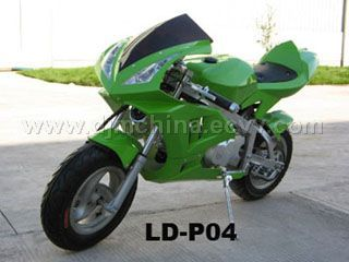 4 Stroke Pocket Bike LD-P04-green