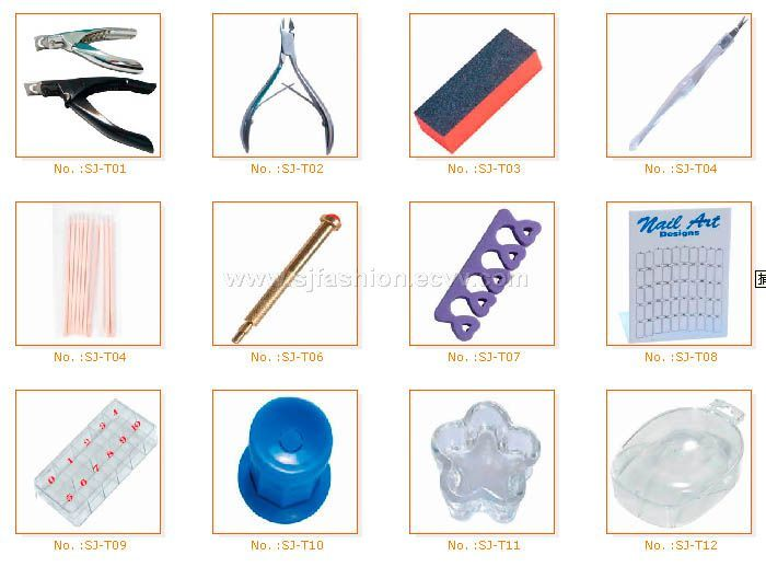 Nail Tools Purchasing Souring Agent