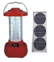 Solar Panel Lantern (Outdoor Lighting)