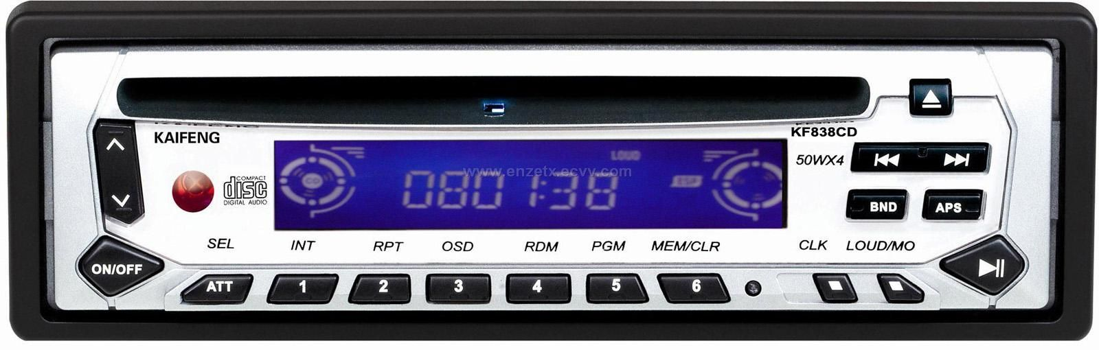 Kenwood Ddx372bt Touchscreen Bluetooth Double Dvd Cd Player Car Stereo Receiver