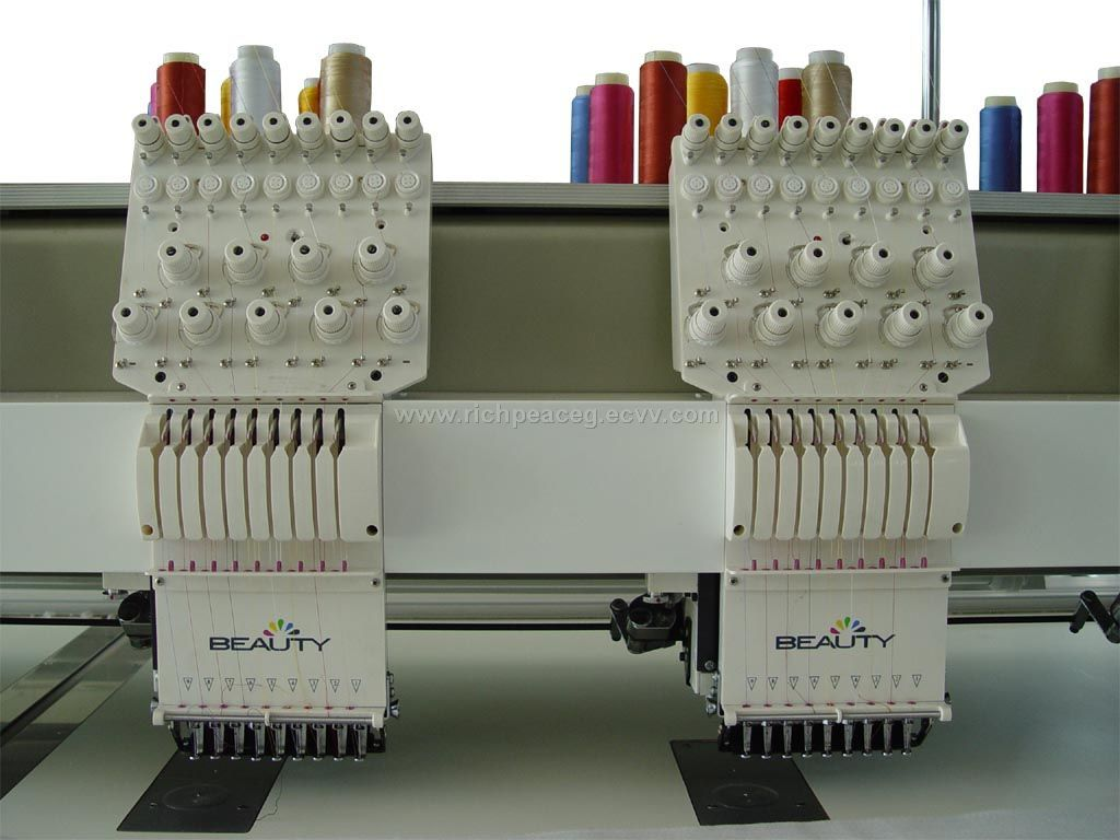 Embroidery Machine 915