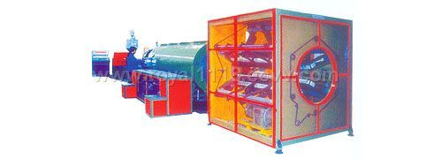 PE Heat Preservation Pipe Production Line