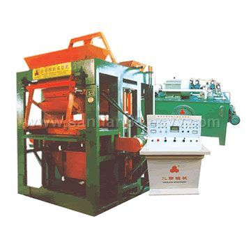 Auto Block Molding Machine
