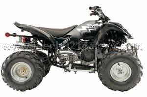 ATV 200cc with EEC