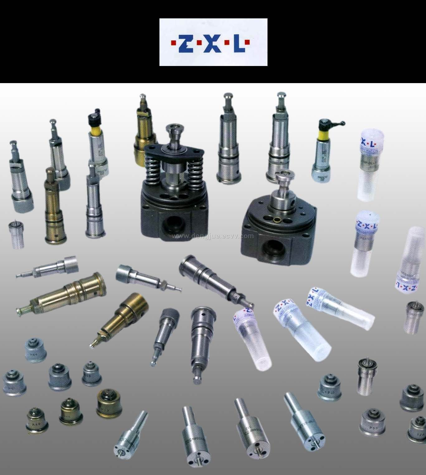 Zxl Nozzle, Element, Delivery Valve & Distributor Pump