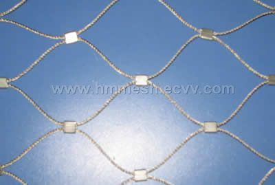 Stainless Steel Wire Rope Net